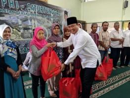 Kepala Desa Caturtunggal Hadiri Silaturahmi dan Pengajian Rutin IPHI Bulan Juli 2019 Di Padukuhan Santren