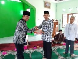Kepala Desa Caturtunggal Beserta Perangkat dan Lembaga Adakan Safari Shalat Jumat Keliling Di Masjid Al-Maun Padukuhan Ambarukmo