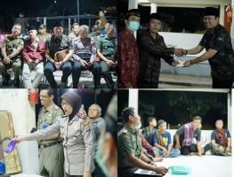 Padukuhan Mrican Caturtunggal Wakili Kecamatan Depok Dalam Lomba Penilaian Siskamling Tingkat Kabupaten Sleman Tahun 2019