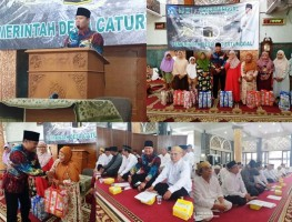 Kepala Desa Caturtunggal Hadiri Silaturahmi dan Pengajian Rutin IPHI Bulan November 2019 Di Padukuhan Karangwuni