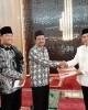 Pemerintah Desa Caturtunggal Beserta Perangkat dan Lembaga Adakan Safari Shalat Jumat Keliling Di Masjid Istiqomah Padukuhan Karanggayam